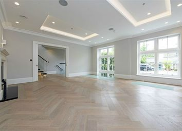 Thumbnail 3 bedroom end terrace house to rent in Old Garden House, Bridge Lane, Battersea
