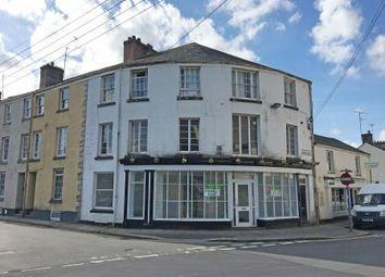 Thumbnail Retail premises for sale in 30 Brook Street, Tavistock, Devon