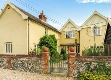 Thumbnail 5 bedroom detached house for sale in Redgrave Road, South Lopham, Diss