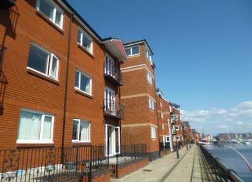Thumbnail 1 bedroom flat to rent in Victoria Quay, Maritime Quarter, Swansea