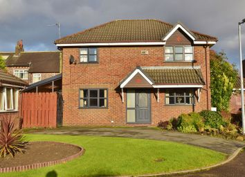 Thumbnail 3 bed detached house for sale in Hemswell Close, Salford
