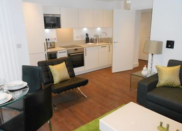 Thumbnail 1 bed flat to rent in Queensland Terrace, Finsbury Court, Islington