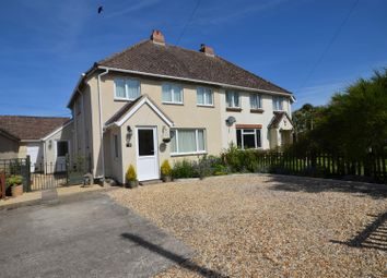 Thumbnail 4 bed semi-detached house for sale in High Street, Maiden Bradley, Warminster