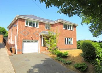 Thumbnail 5 bed detached house for sale in Allt Y Golch, Carmel, Flintshire
