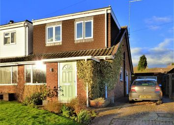 Thumbnail 3 bed semi-detached house for sale in Stockwell Avenue, Wootton, Northampton