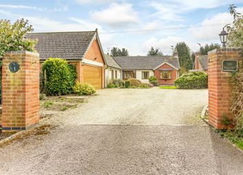 Thumbnail 4 bed detached bungalow for sale in Six Hills Road, Ragdale, Melton Mowbray, Leicestershire