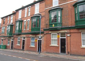Thumbnail 3 bed duplex to rent in Peveril Street, Nottingham