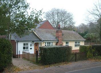 Mill Green Road, Mill Green, Fryerning, Ingatestone, Essex CM4. 2 bed bungalow