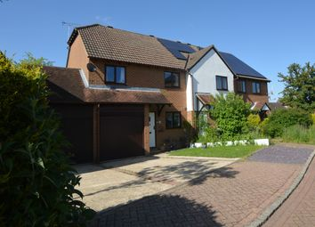 Thumbnail 3 bed end terrace house for sale in Reedmace Close, Singleton, Ashford