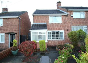 Thumbnail 2 bed semi-detached house for sale in Tudor Grove, Humbledon, Sunderland