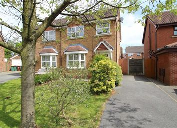 Thumbnail 3 bedroom semi-detached house for sale in Winter Hill Close, Grimsargh, Preston