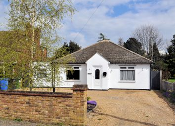Thumbnail 4 bedroom bungalow for sale in Fairfield Approach, Wraysbury, Staines
