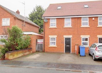 Thumbnail 3 bed property for sale in Armes Street, Norwich