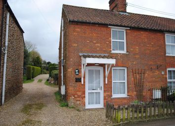 Thumbnail 2 bed cottage to rent in Manor Road, Dersingham, King's Lynn