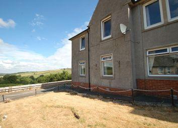 Thumbnail 3 bed flat for sale in Linn Crescent, Kirkfieldbank, Lanark