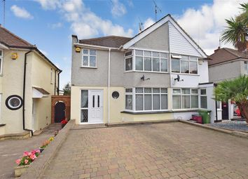 Thumbnail 3 bed semi-detached house for sale in Holmsdale Grove, Bexleyheath, Kent