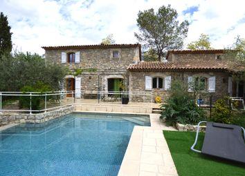 Thumbnail 7 bed property for sale in St Paul En Foret, Var, France