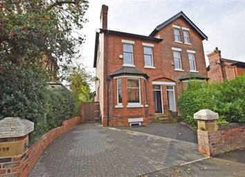 Thumbnail 4 bed semi-detached house for sale in Fog Lane, Didsbury, Manchester
