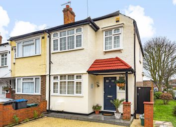 Thumbnail 3 bed end terrace house to rent in Cromwell Avenue, New Malden