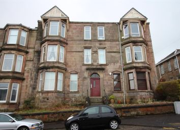 Thumbnail 2 bed flat for sale in St. Johns Road, Gourock