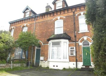 Thumbnail 1 bed flat to rent in Victoria Road, Harborne, Birmingham