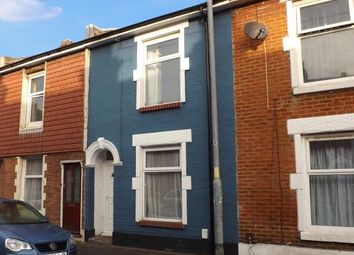 Thumbnail 2 bedroom terraced house for sale in Southsea, Hampshire, United Kingdom