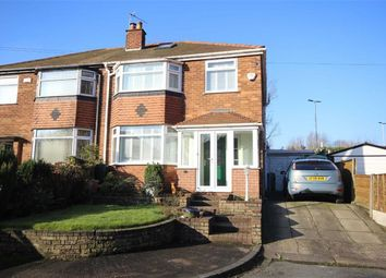 Thumbnail 3 bedroom semi-detached house for sale in Stetchworth Drive, Worsley, Manchester