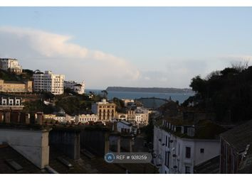 Thumbnail 3 bed maisonette to rent in Melville Place, Torquay