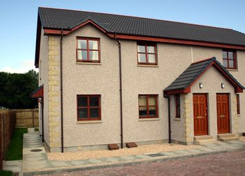 Thumbnail 2 bed flat to rent in Balnageith Rise, Forres