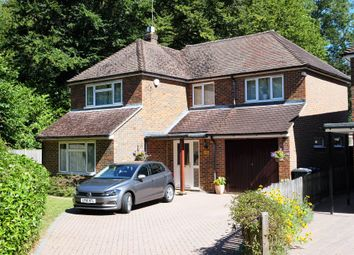 Thumbnail 4 bed detached house for sale in Blackheath Lane, Wonersh, Guildford