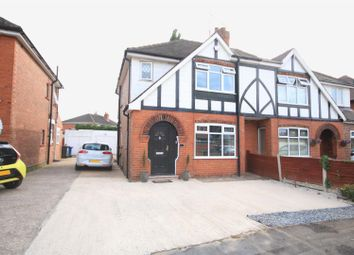 Thumbnail 3 bed semi-detached house for sale in Byron Avenue, Sprotbrough Road, Doncaster