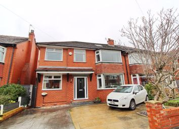 5 bed semi-detached house for sale in Normanby Road, Worsley, Manchester M28