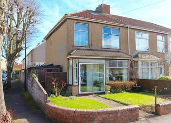Thumbnail 3 bed terraced house to rent in Lodge Road, Kingswood, Bristol