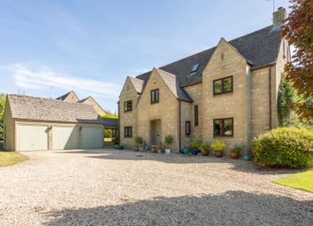 Thumbnail 6 bed detached house for sale in 15 The Avenue, Stanton Fitzwarren, Wiltshire