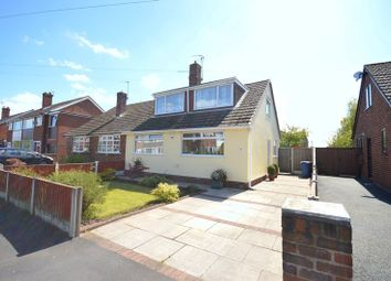 Thumbnail 3 bed semi-detached bungalow for sale in Lambourn Avenue, Cronton, Widnes