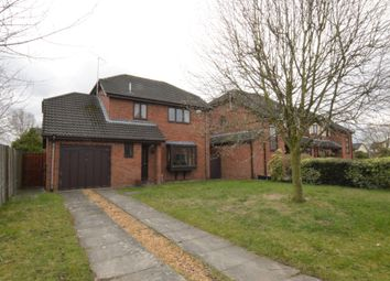 Thumbnail 3 bedroom detached house for sale in Bickleywood Drive, Holt Road, Wrexham