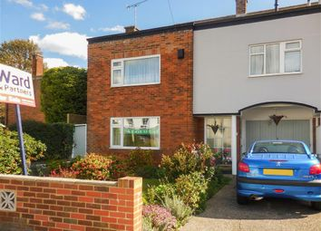 Thumbnail 3 bed semi-detached house for sale in Dover Road, Walmer, Deal, Kent