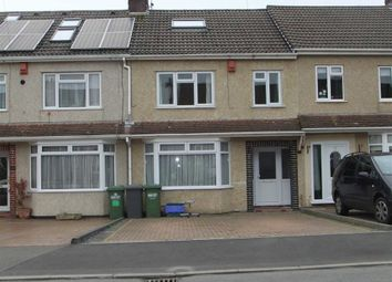 Thumbnail 4 bed terraced house to rent in Queensholme Crescent, Downend, Bristol