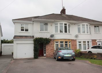 Thumbnail 4 bed semi-detached house for sale in Duffryn Avenue, Cyncoed