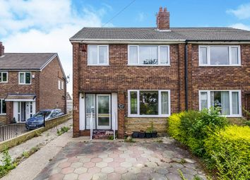 Thumbnail 3 bed semi-detached house for sale in Stonegate Drive, Pontefract