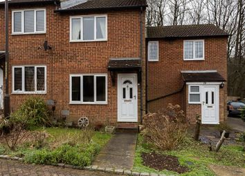 Thumbnail 2 bed terraced house for sale in Woodbury Road, Walderslade Woods, Chatham