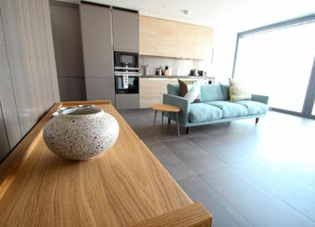 Thumbnail 1 bed flat to rent in Chronicle Tower, Old Street