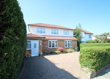 Thumbnail 4 bed detached house to rent in St. Georges Road, Petts Wood, Orpington