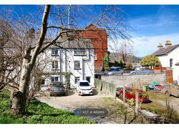 Thumbnail 1 bed end terrace house to rent in Hill Street, Llangollen