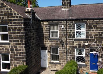 Thumbnail 1 bed terraced house to rent in Broadgate Lane, Horsforth, Leeds