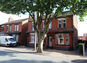 Thumbnail 3 bed semi-detached house to rent in North Street, Crewe