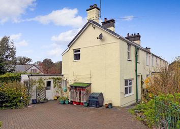 Thumbnail 2 bed end terrace house for sale in Tregarth, Bangor