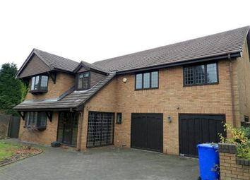 Thumbnail 5 bed detached house to rent in Chesham Grove, Meir Park, Stoke On Trent, Staffordshire ST3, Stoke On Trent,