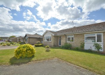 Thumbnail 3 bed semi-detached bungalow for sale in Meadowcroft, Stretham