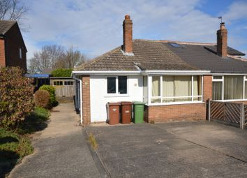 Thumbnail 2 bed bungalow for sale in Thornhill Croft, Walton, Wakefield, West Yorkshire